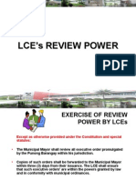 Lces Review Powers