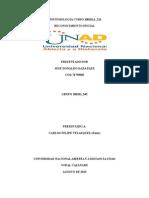 Epistemologia Reconocimiento Inicial _jose Donaldo Daza Paez