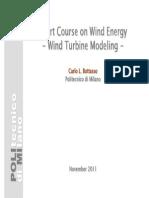 2-WindTurbineModeling
