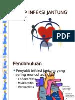Askep Infeksi Lapisan Jantung