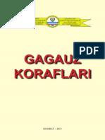 Сборник Gagauz korafları