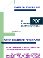 Chemistry in Power Plant-p