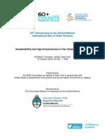 UNIDOP EventProgramme 2015