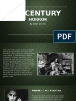 19th Century Horror