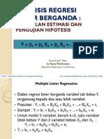 CHAPTER 5.a Analisis Regresi Linier Berganda