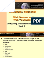 004_Configuring Apache for Production