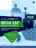 SAP WalkInDrive 23May2015