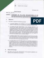 CMO 39-2015 e-processing of certificate of origin