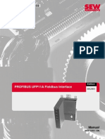 PROFIBUS UFP11A Fieldbus Interface