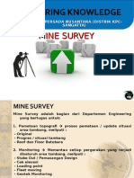 241656608 Sharing Knowledge Mine Survey OPSI 1