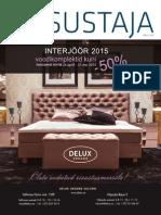 Sisustaja Estonian Design Magazine 2015