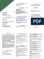 Valutazione e Trattamendo Dei Disturbi Di Personalita - CAF 2016 Bologna - BROCHURE
