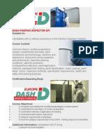 Dash Painting Inspector Dpi