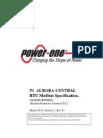PVI-RS485-MODBUS-RTU - ModBus Register Mapping Centrainverter_V1.13