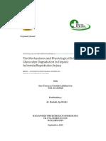 Terjemah Jurnal - Degradasi Glycocalyx Pada Cedera Iskemia Reperfusi Hepatik