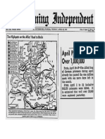 The Evening Independent-Allied Death Camps for German Prisoners