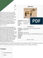 Akhal-Teke (Horse)