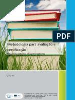 Metodologia para avaliação e certificação.pdf