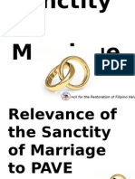 7-Sanctity of Marriage