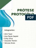 Prótese Protocolo