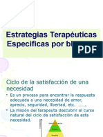 Tema 01 - Estrategias Terap+®uticas Especificas por Bloqueo