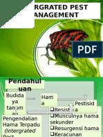 Intergrated Pest Management