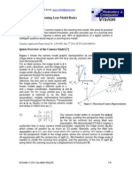 Zooming Lens White Paper