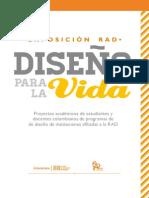 Catalogo Diseño Para La Vida RAD CCB 2013