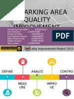 Quality Improvement Project
