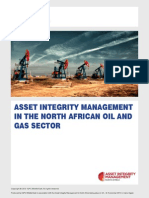 Asset Integrity Management in the North Amfrica Oil and Gas