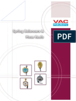 VAC Spring Balancer Hose Reels
