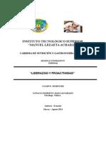 Modulo Formativo Liderazgo y Proactividad