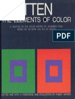 Itten Johannes the Elements of Color