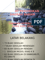 Pejabat Pendidikan Daerah Baram