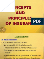 Concepts and Principles of Insurance-ppt