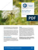 Factsheet Umwelt Delta Audits 14001 de Mkt 2015