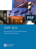 nipp 2013 partnering for critical infrastructure security and resilience 508 0