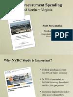 Procurement Spending Powerpoint Presentation