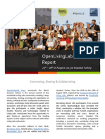 OpenLivingLab Days 2015 Conference Report
