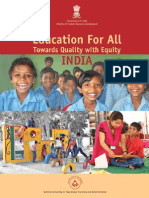 Education For All  Review Report 2014