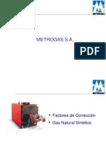Presentacion Factor Corr Gns