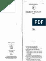 Direito Do Trabalho(Pedro Romano Martinez)