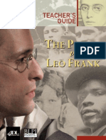 teaching leo frank