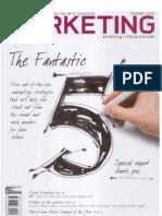 The Smell of Success - Marketing Magazine Singapore (Original Copy)