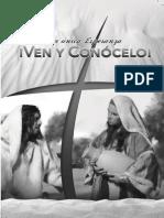 Serie Evangelística Enero 2015- GPs Ven y Conócelo Cambiará Tu Vida