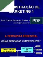Apostila administração de marketing 1