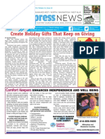 Milwaukee West, North, Wauwatosa, West Allis Express News 11/19/15