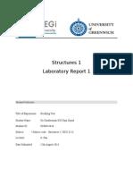 Laboratory (EXP 1 - Buckling)