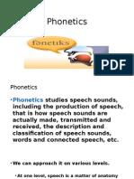 #2 Phonetics