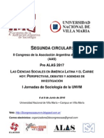 2º Circular II Congreso AAS